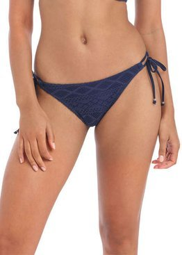 Figi kąpielowe Freya Swim SUNDANCE AS3975DEN Tie Side Brief Denim