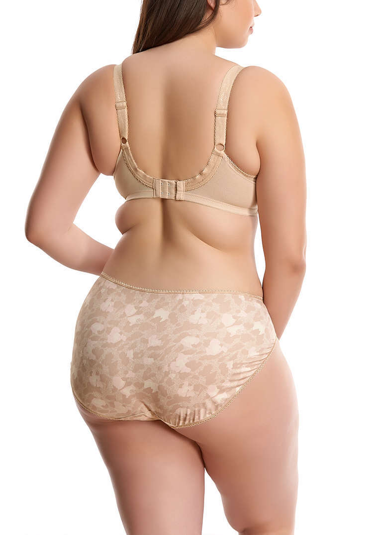 Biustonosz Elomi MORGAN 4110 Banded Bra-Stretch Toasted Almond