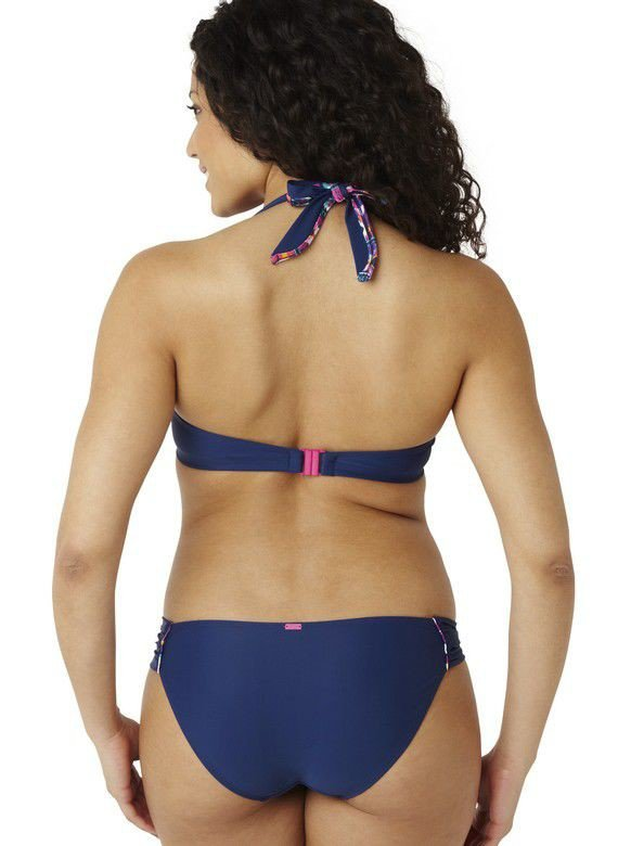 Figi Cleo swim by Panache LEXIE CW0176 Gather Pant Ikat Print