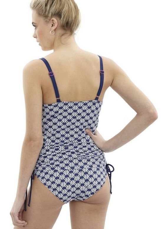 Tankini Cleo Swim by Panache LUCILEE CW0271 Sailors Knot